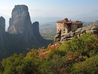 Греция в ноябре