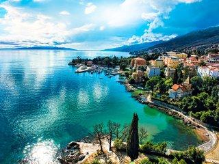 Опатия – австрийский курорт на краю Хорватии