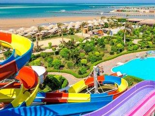 Горящий тур «Египет All Inclusive, отель 5* с аквапарком на берегу моря Хургаде»