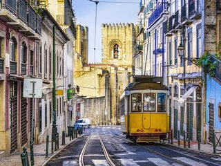 Горящий тур «Авиатур «Португальское ожерелье»»