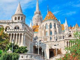 Горящий тур «Автобусный тур «Микс уикенд: Будапешт + Вена» (из Львова)»