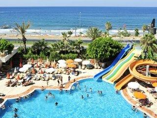 Горящий тур «Турция 5*, Ultra All Inclusive! Рядом с пляжем в Алании»