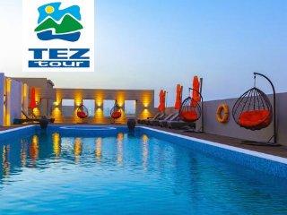 Горящий тур «ОАЭ 4*, стильный современный отель в Дубае»