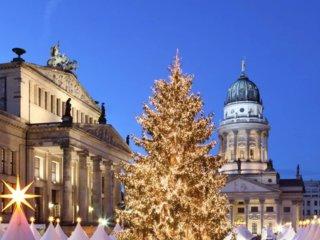 Горящий тур «Авиатур «Рождественская сказка в Берлине»»