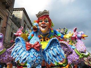 Горящий тур «Авиатур «4 карнавала Европы» (Италия, Франция)»
