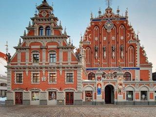 Горящий тур «Балтийский уикенд: Рига – Стокгольм (авиа и круиз в стоимости)»