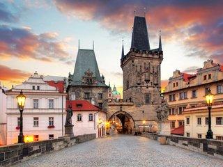 Горящий тур «Чешская сказка – во всей красе (Прага, Карловы Вары)»