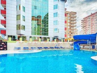 Горящий тур «Турция 5* Ultra All Inclusive! Рядом с пляжем в Алании»