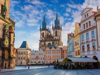 Горящий тур «Чешские Этюды (Новое знакомство с Прагой)»