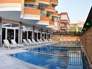 Горящий тур «Небольшой уютный отель рядом с пляжем в Турции, All Inclusive»