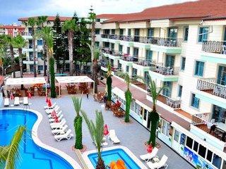 Горящий тур «Турция 4* All Inclusive, уютный зеленый отель в Сиде»