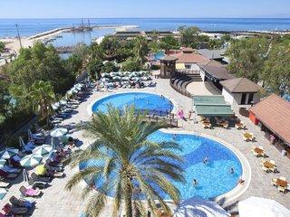 Горящий тур «Турция, Ultra All Inclusive! Небольшой уютный отель 5* на берегу моря в Сиде»