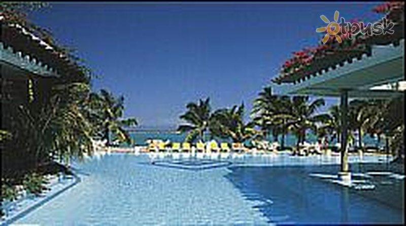Фото отеля Paradis Beachcomber Golf Resort & Spa 5* о. Маврикий Маврикий