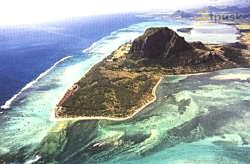 Фото отеля Berjaya Le Morne Beach Resort 4* о. Маврикий Маврикий