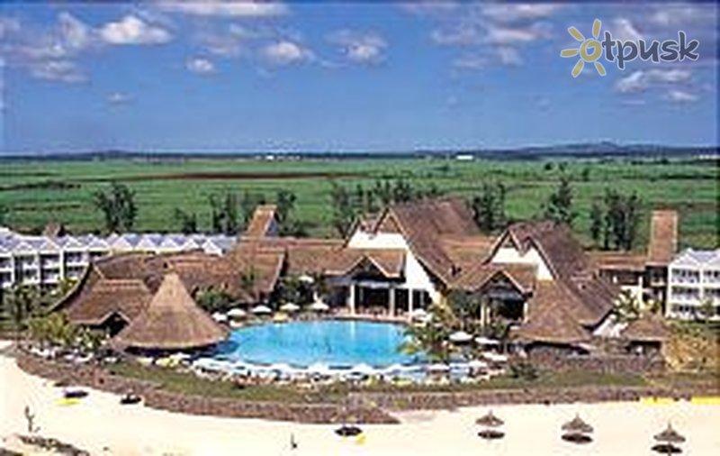 Фото отеля Victoria Beachcomber 4* о. Маврикий Маврикий