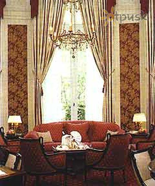 Фото отеля Scribe 5* Париж Франция