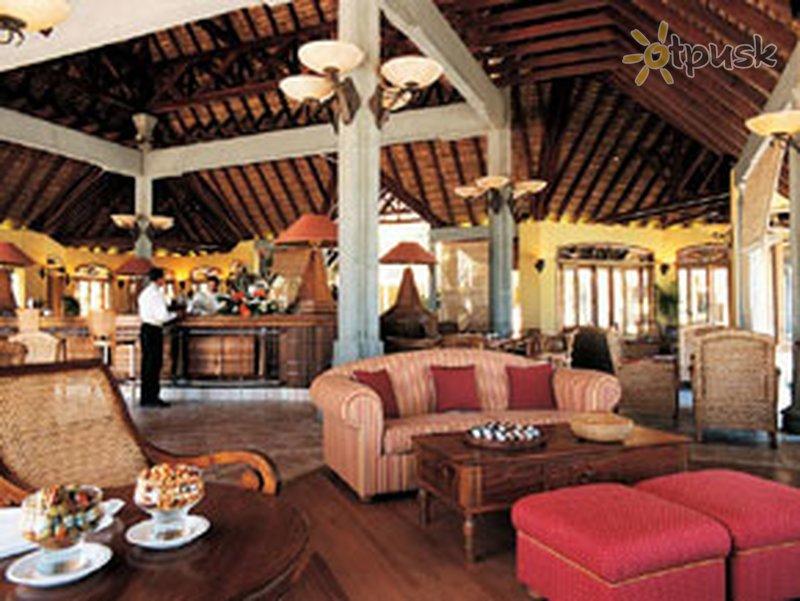 Фото отеля Dinarobin Beachcomber Golf Resort & Spa 5* о. Маврикий Маврикий