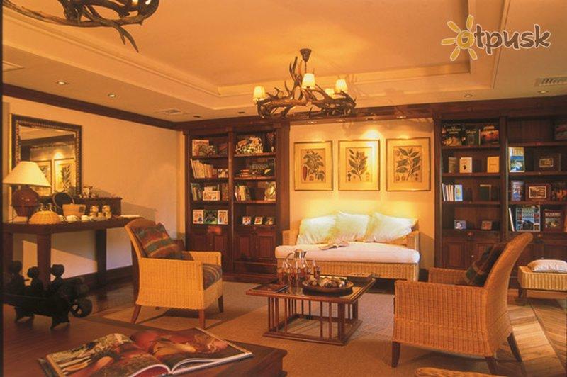 Фото отеля Constance Prince Maurice 5* о. Маврикий Маврикий