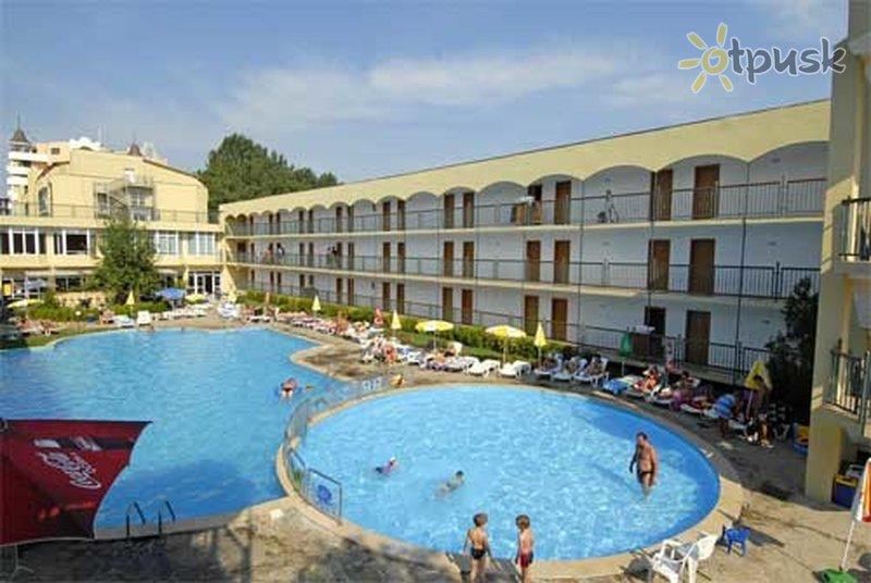 Фото отеля Amfora Beach 3* Солнечный берег Болгария