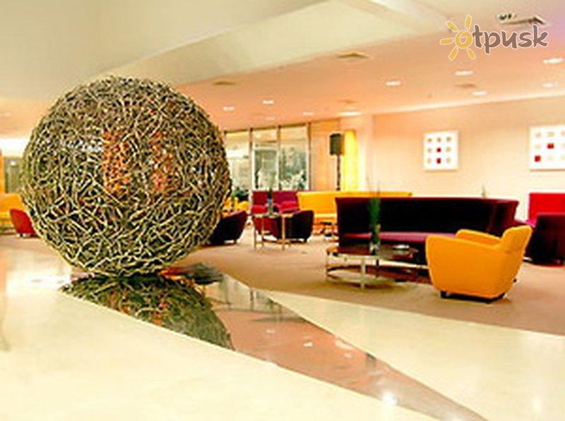 Фото отеля Novotel Warszawa Centrum 3* Варшава Польша