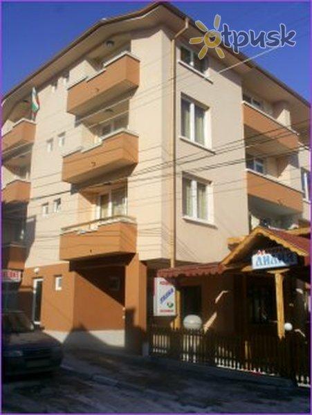 Фото отеля Лилия 3* Обзор Болгария