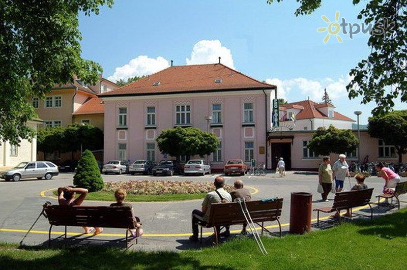 Фото отеля Spa Hotel Pro Patria 2* Пьештяны Словакия