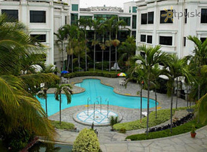 Фото отеля Le Royal Meridien Chennai 5* Ченнай Индия