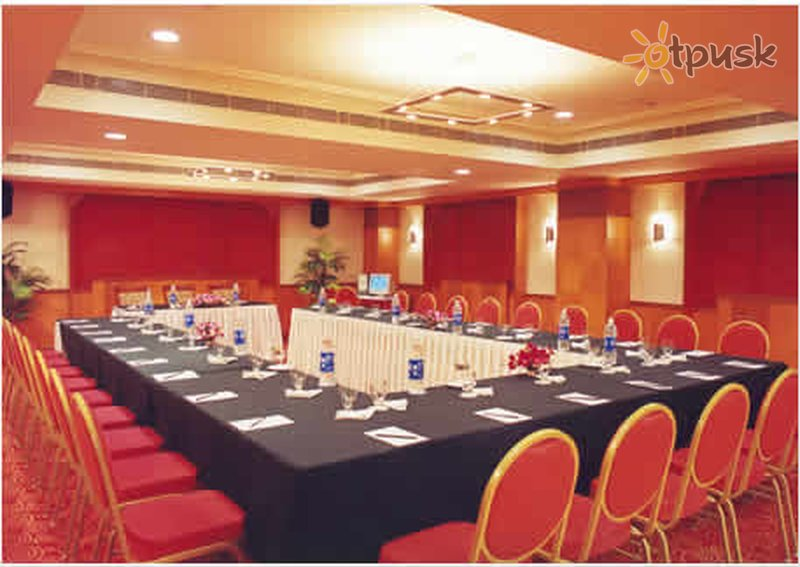 Фото отеля Quality Inn Sabari Hotel 3* Ченнай Индия