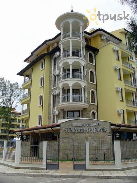 Фото отеля Summer Dreams Apartments 2* Солнечный берег Болгария