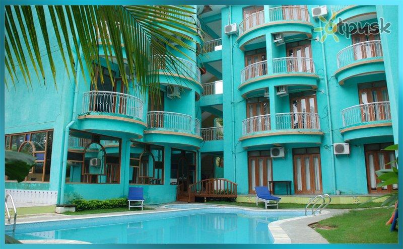 Фото отеля Silver Palm Resort 2* Северный Гоа Индия
