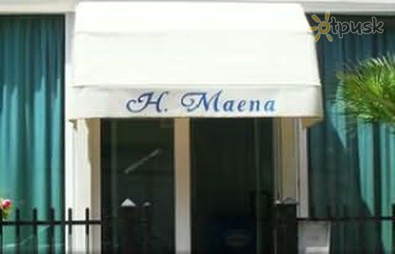Фото отеля Maena 2* Римини Италия
