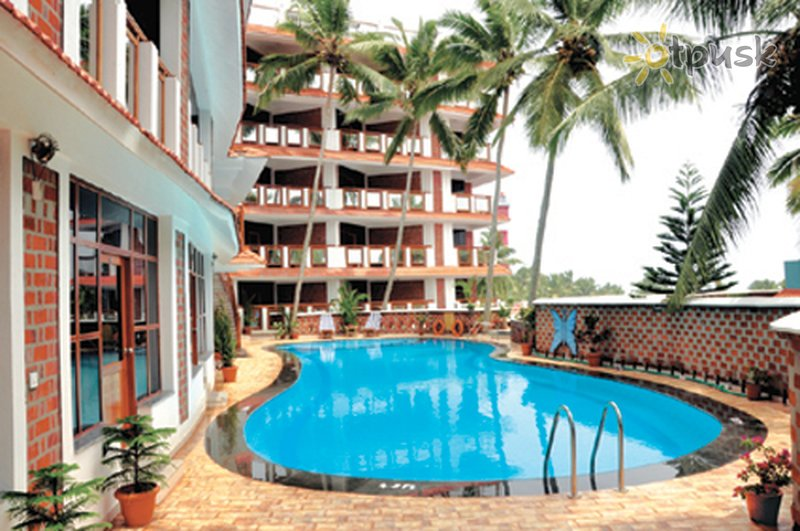 Фото отеля Sagara Beach Resort 3* Керала Индия