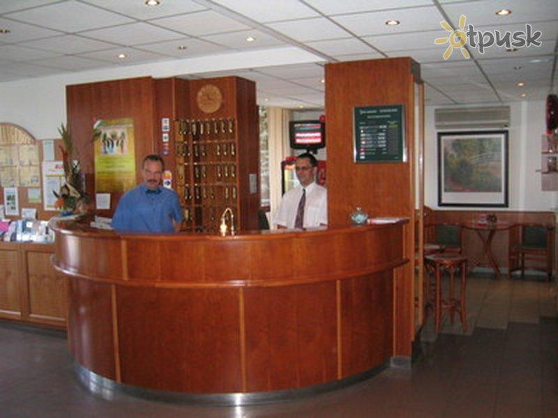 Фото отеля Napsugar Hotel 3* Хевиз Венгрия