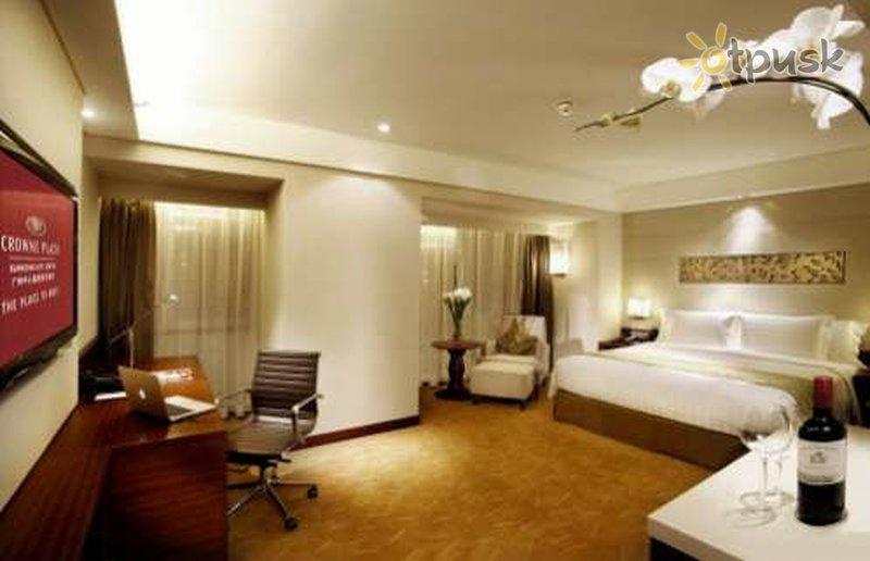 Фото отеля Crowne Plaza Guangzhou City Centre 5* Гуанчжоу Китай