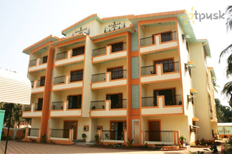 Фото отеля Sodder's Gloria Anne 3* Северный Гоа Индия