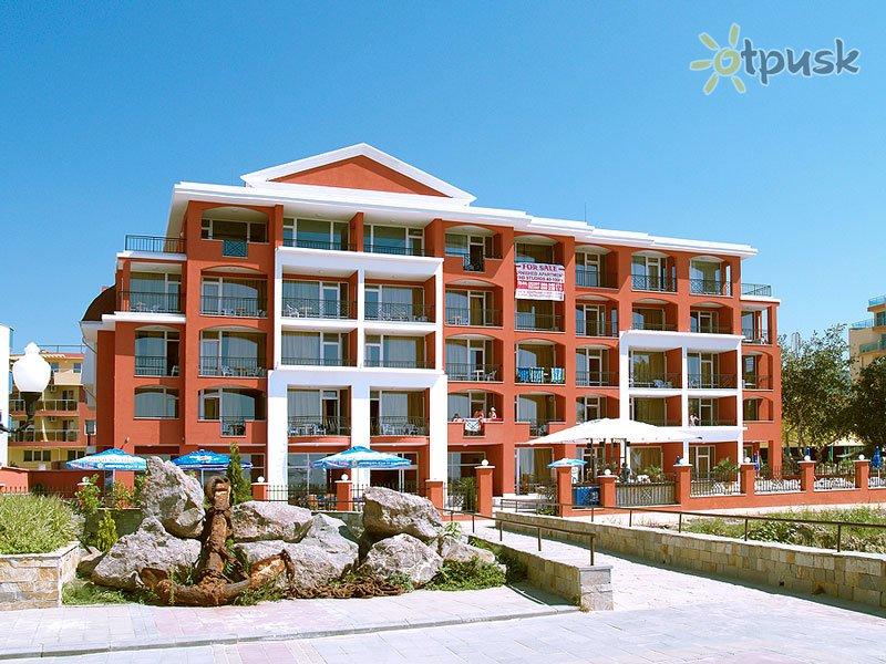 Фото отеля Carina Beach Aparthotel 3* Солнечный берег Болгария