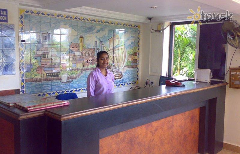 Фото отеля Alor Holiday Resort 2* Северный Гоа Индия
