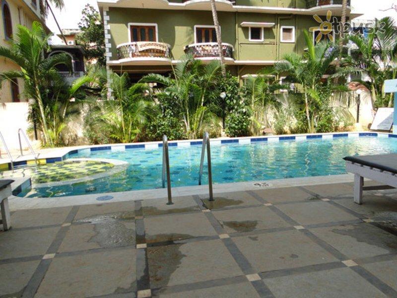 Фото отеля Colonia de Braganza 3* Северный Гоа Индия