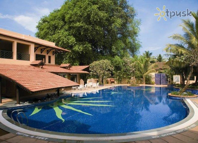 Фото отеля Lemon Tree Amarante Beach Resort 4* Северный Гоа Индия