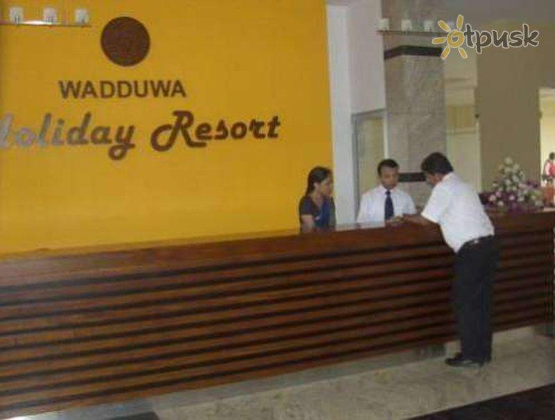 Фото отеля Wadduwa Holiday Resort 3* Ваддува Шри-Ланка