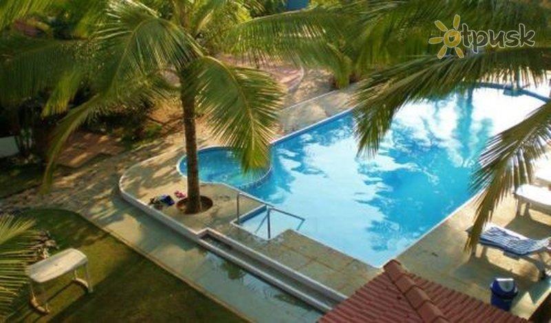 Фото отеля Kristal Sands 3* Северный Гоа Индия