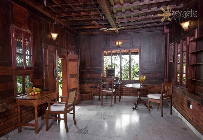 Фото отеля Somatheeram Ayurveda Resort 4* Керала Индия