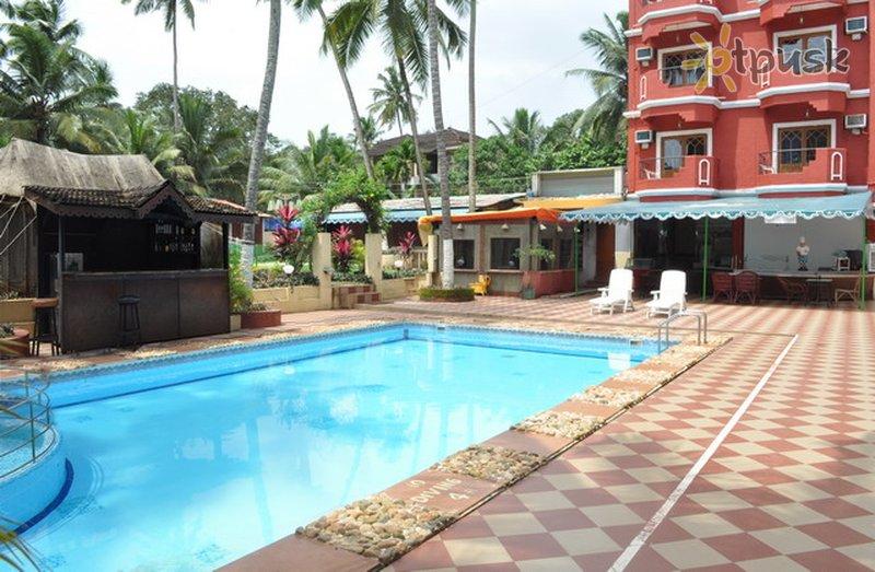 Фото отеля Camelot Fantasy Resort 3* Северный Гоа Индия