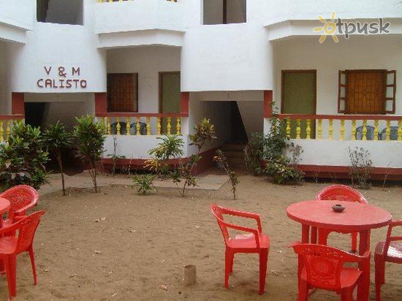 Фото отеля V & M Calisto 1* Северный Гоа Индия