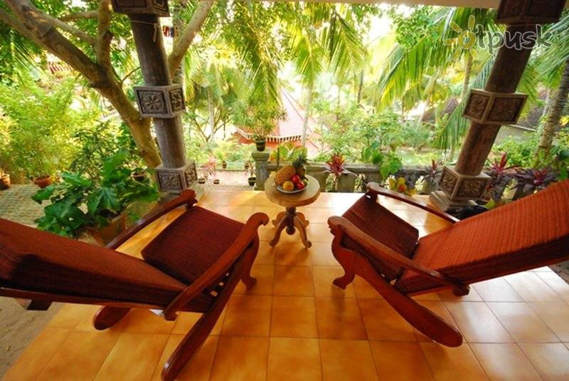 Фото отеля Bethsaida Hermitage 3* Керала Индия