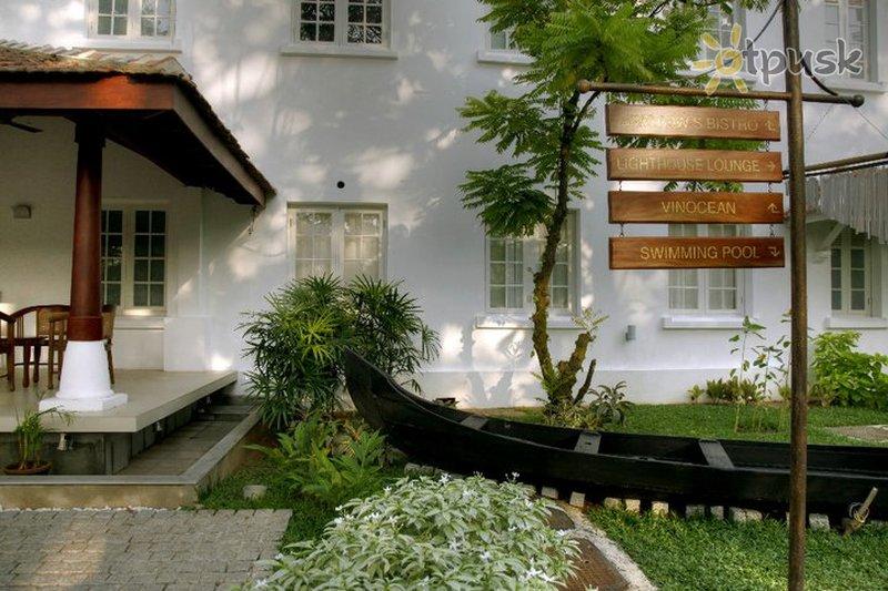 Фото отеля Old Lighthouse Bristow Hotel 3* Керала Индия