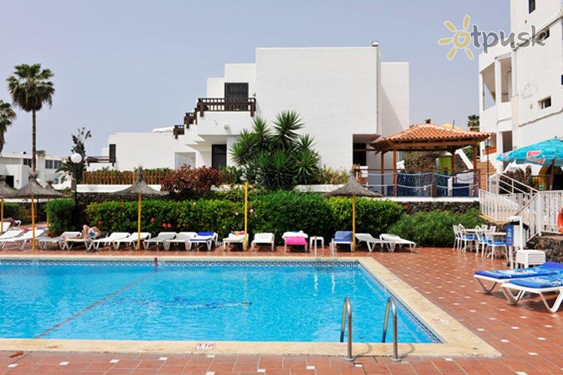 Фото отеля Paraiso del Sol Apartments 2* о. Тенерифе (Канары) Испания