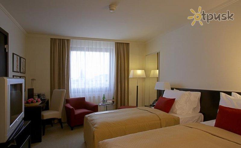 Фото отеля Crowne Plaza Bratislava 4* Братислава Словакия
