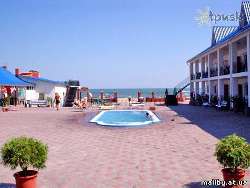 Фото отеля Малибу 1* Грибовка Украина