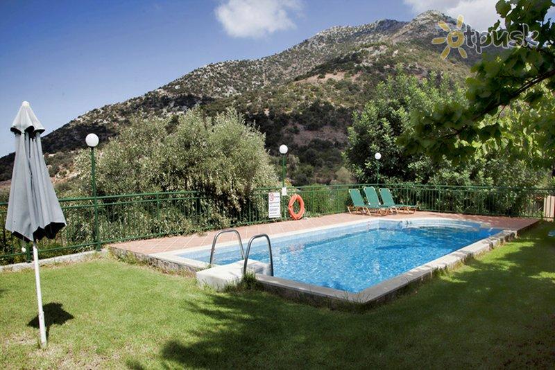 Фото отеля Villa Amari 2* о. Крит – Ретимно Греция
